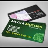 Standard Business Cards (300gsm)