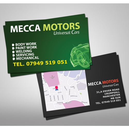Luxury business cards 400gsm matt laminated litho colourmoves Image collections