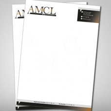 Letterheads, (Luxury, 120gsm)
